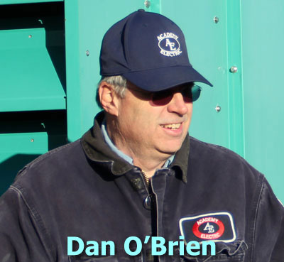 Dan O'Brien on Generator and Electrical Contracting Expertise NJ